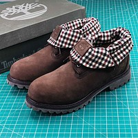 Timberland Single Roll-top Boots-5