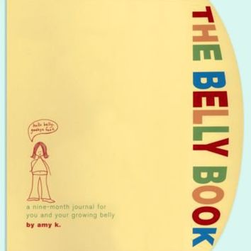 Kids' Books: The Belly Book by Amy Krouse Rosenthal