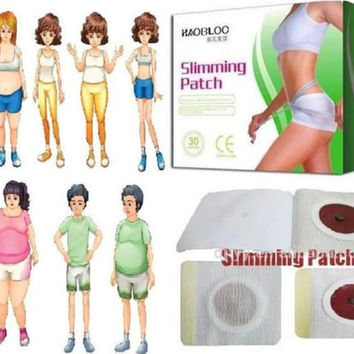 Slimming Magnet Patches