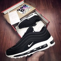 NIKE AIR MAX 97 Fashion and leisure sports shoes-5