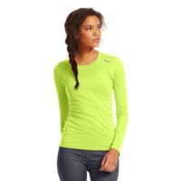 Under Armour Women's HeatGear Sonic Long Sleeve