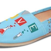 Chemistry Love Casual Shoes