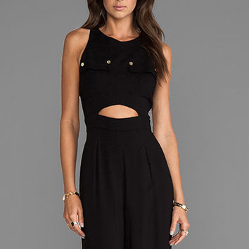 Naven Utility Jumpsuit in Black from REVOLVEclothing.com