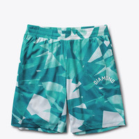 Diamond Supply Co. - Simplicity Basketball Shorts - Diamond Blue