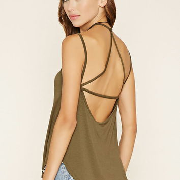 Strappy-Back Cami   Forever 21 - 2000202292