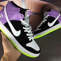 Nike Dunk High SB Send Help 616752-016 Sneaker