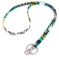 Gorgeous Vera Bradley Lanyard Necklace Strap in Marrakesh