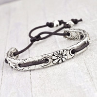 Beauty Lies in Freedom Bracelet