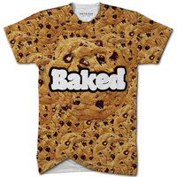 Baked Cookie all over t shirt