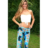 Tuscan Shore Yoga Pants