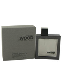 He Wood Silver Wind Wood Cologne by Dsquared2 3.4 oz Eau De Toilette Spray
