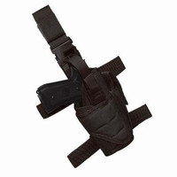 Tornado Tactical Leg Holster Color- Black