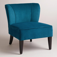 Peacock Quincy Chair - World Market