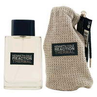 Kenneth Cole Reaction Thermal by Kenneth Cole, 3.4 oz Eau De Toilette Spray for men Spray for Men