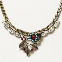 Broderie Necklace