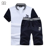 2018 Brand Tracksuit Mens Track suits sportsuits Summer Breathable Suit Men Track suits Teenagers Active Sudaderas Hombre Sets
