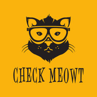 Funny Boys Shirt Check Meowt Kids Cat T Shirt Little Guys Meow Youth Tee Small Medium Large Xlarge Short Sleeved Humorous Designs Crew Neck