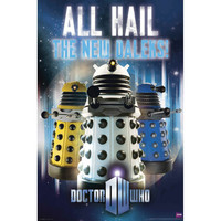 Doctor Who - Domestic Poster