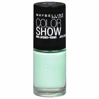 Maybelline Color Show Nail Color, Green with Envy