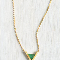 Daily in Love Necklace by ModCloth