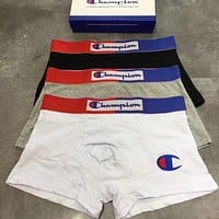 Champion Men Fashion Comfortable Underpant Brief Panty