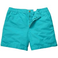 Preppy Camp Short in Turquoise by Southern Proper