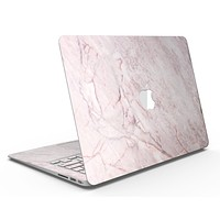 Pink Slate Marble Surface V7 - MacBook Air Skin Kit