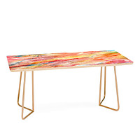 Rosie Brown Celebration Time Coffee Table