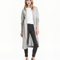 Long Cardigan - from H&M