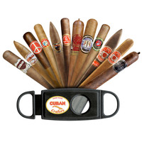 12 Best Cigars Sampler Boutique Premium