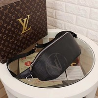 LV Louis Vuitton Women Taurillon Leather Wallet Purses 2019 New Fashion Shopping Bag Handbag