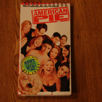 American Pie VHS Notepad