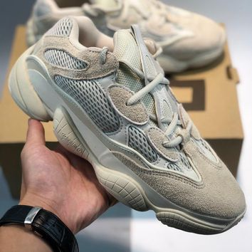 Adidas Yeezy Desert Rat 500 Blush cheap Men's and women's adidas shoes