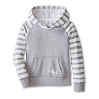 Under Armour Kids Charged Cotton® Printed Hoodie (Big Kids) Asphalt Heather/Rebel Pink/Rebel Pink - Zappos.com Free Shipping BOTH Ways