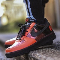 Samplefine2  Nike Air Force 1 Low AF1 men and women retro wild sports shoes