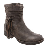 Born Cross Dark Brown/Castagno Oiled Suede Boots