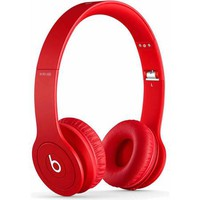 Refurbished Beats by Dr. Dre Drenched Solo Over-Ear Headphones - Walmart.com