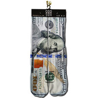 Odd Sox New Money Crew Socks