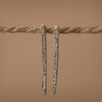 Diamond Dusted Climber Earrings