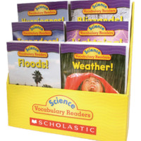 Science Vocabulary Readers: Wild Weather (Level 1) - Paperback - The Scholastic Store