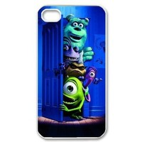 Disney Monster Inc. for Iphone 4 4s Cover New Design Best Iphone 4 4s Case Show