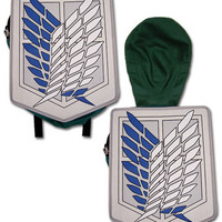 Attack on Titan - Scout Legion Hooded Backpack