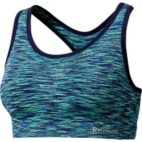 Reebok Women's Mélange Seamless Sports Bra