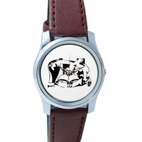 Unchain Your Heart And Soul Wrist Watch