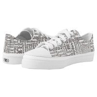 Chemical Elements Low-Top Sneakers