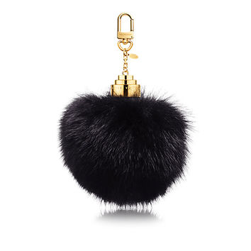 Products by Louis Vuitton: Fuzzy Bubble Bag Charm