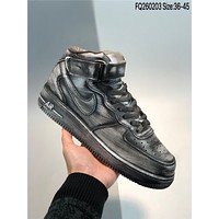 Nike Air Force 1'07MID cheap Men's and women's nike shoes