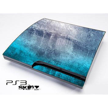 Abstract Oil Painting Skin for the Playstation 3
