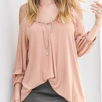 My Only Love Blush Top