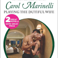 Carol Marinelli Playing With The Dutiful Wife epub